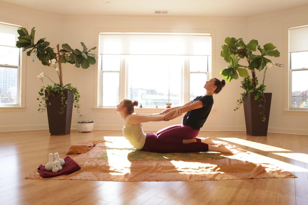 Somaveda Thai Yoga Integrative Therapy Boreal Bliss Yoga Retreats