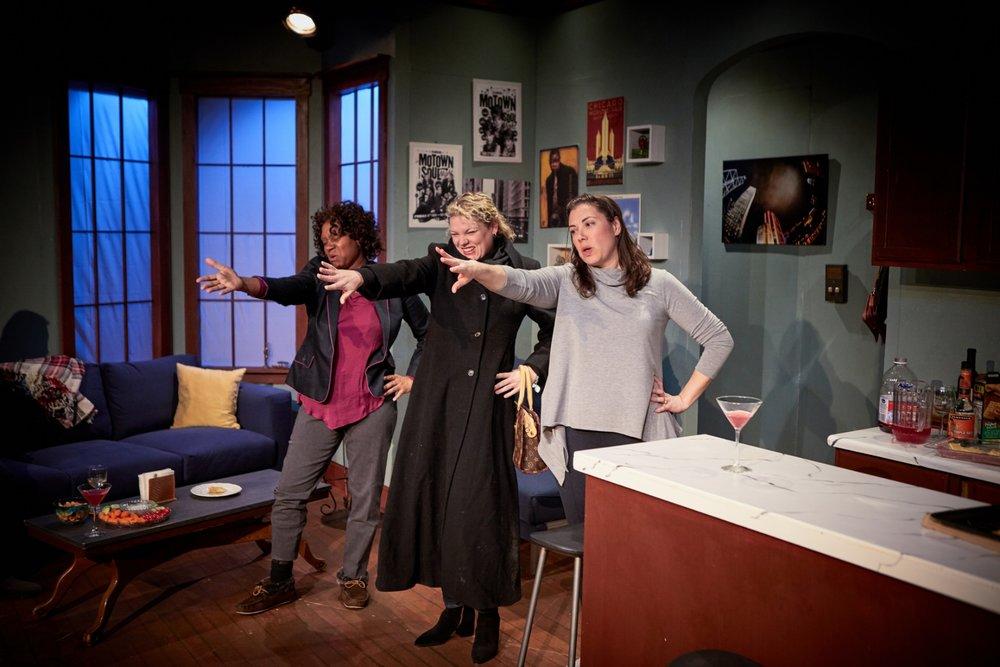 Angela, Bets & Marnie