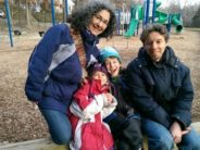 Lenore Skenazy's blog features a story about the Silver Spring Maryland family, the Meitivs, who ignited an international firestorm and led to  Diane's report  and  TedX talk . See  http://www.freerangekids.com/is-10-really-too-young-to-supervise-a-6-year-old-on-a-walk /     See Lenore on Good Morning America on March 27, 2018 talking about the Utah Free-Range Kid law.