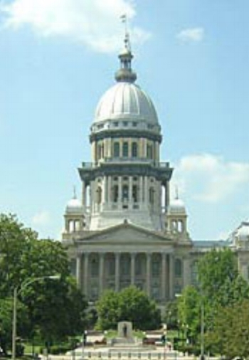 States capitols (like Illinois', pictured here) are where most policies affecting  families are decided.  These articles can help make the case for reform at the national, state and local level
