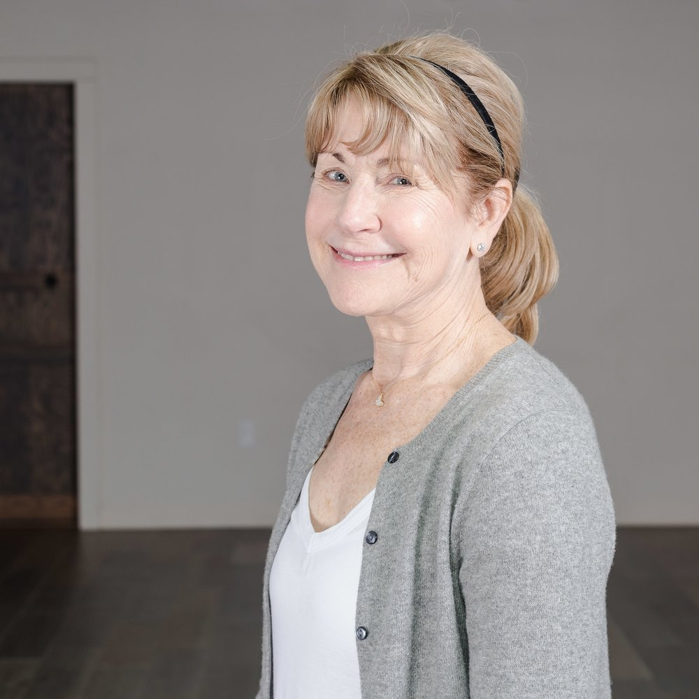 Kate Flock, Certified Iyengar Yoga Teacher