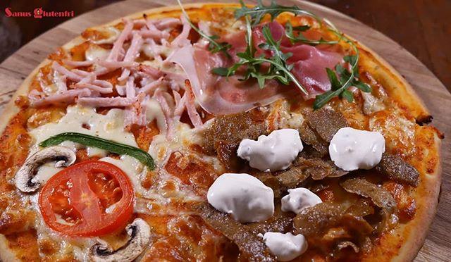 Nu vankas Sveriges inofficiella pizzadag, nämligen nyårsdagen! Vad blir det för topping på din pizza? Ett hjärtligt Gott Nytt År till er alla från oss på Sanus glutenfri!