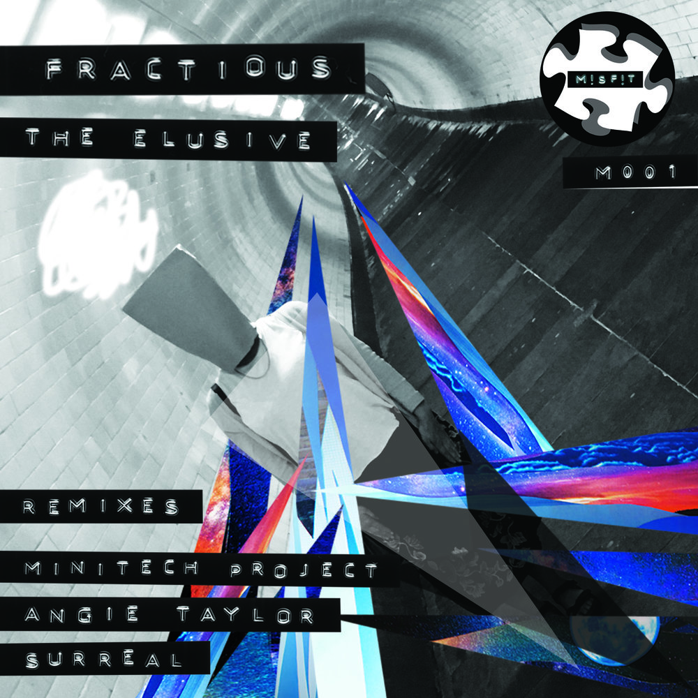 Fractious - The Elusive (M001)