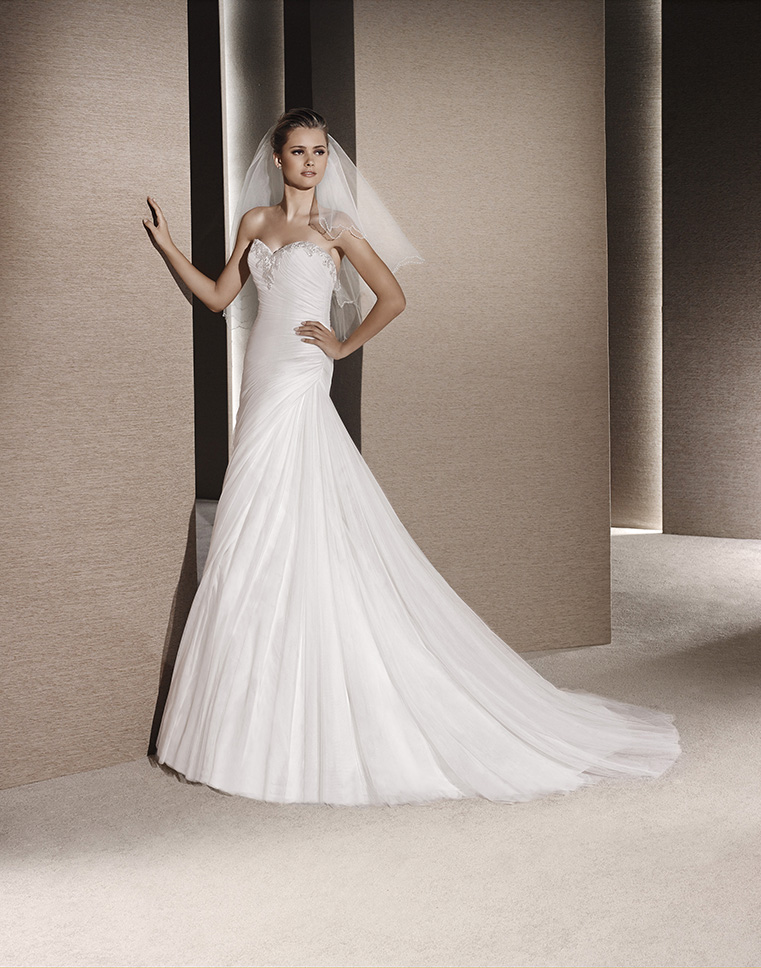 La Sposa Ralina - UK 16 - Was £1395 Now £595