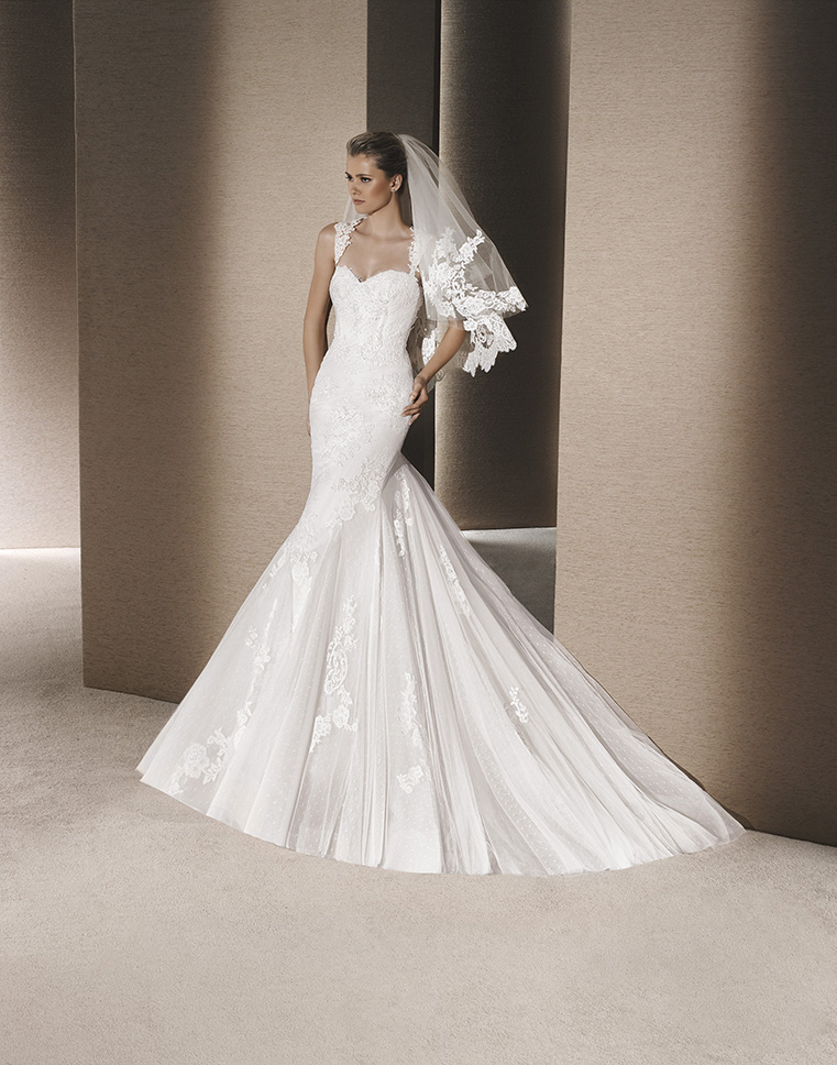 La Sposa ROSALINDA UK 14 was £1450 now £695