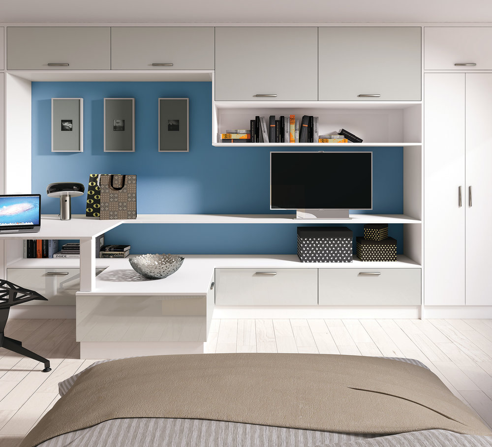 Clever storage space -