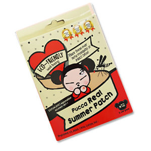 Magic anti-itch cartoon teabag thingy's.
