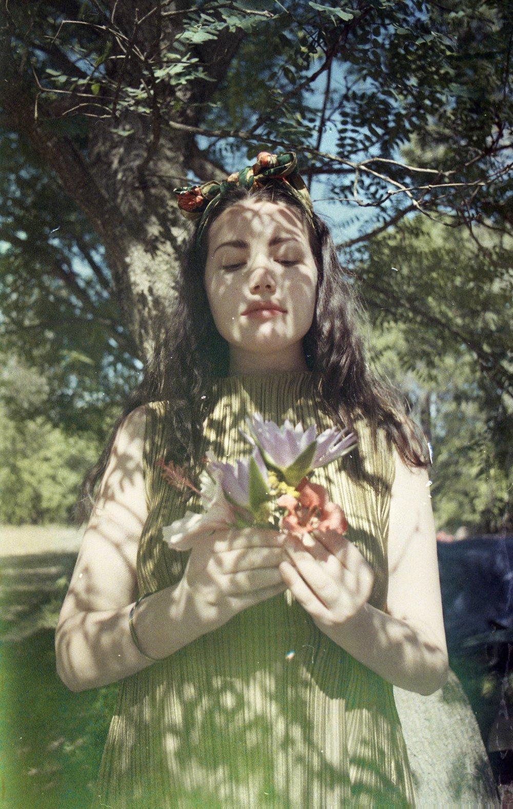 Liza Voloshin by Sarah Tyler