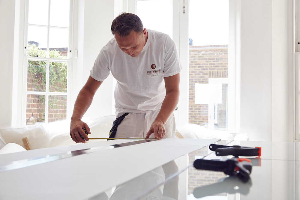 Expert craftsmanship - Our team strives for perfection on every installation and will ensure you benefit from the high-quality finish you expect and deserve. Find out more.