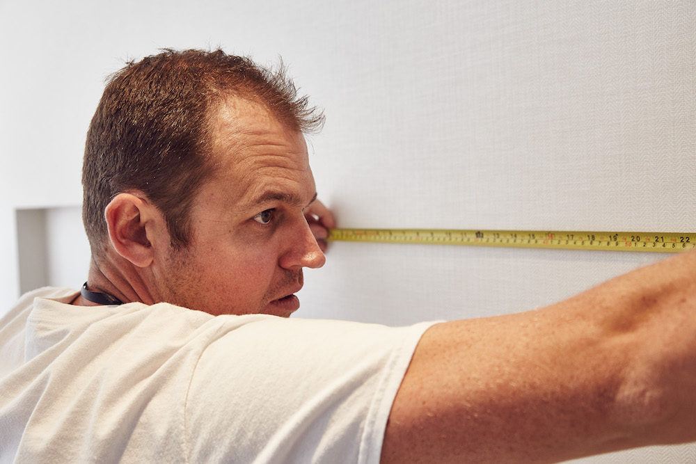 The extra mile - We pride ourselves on our work ethic and attentive service; where required we will always assist with measuring and ordering materials and helping you communicate requirements to other tradesmen on-site.