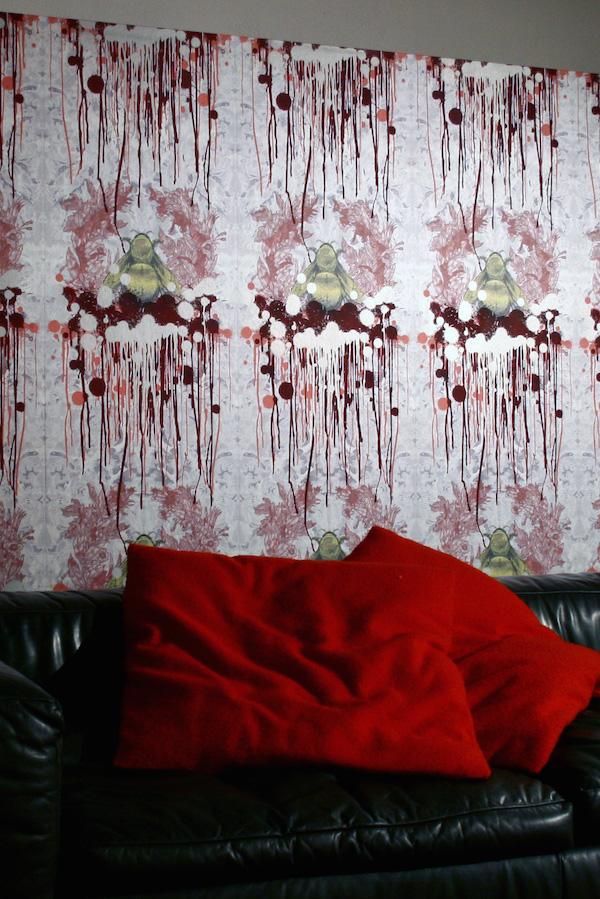 Bloody Empire, Timorous Beasties –£350 per roll