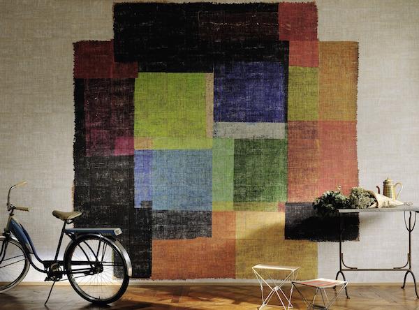 Untitled, Raffia & Madagascar, Elitis –£790 per roll