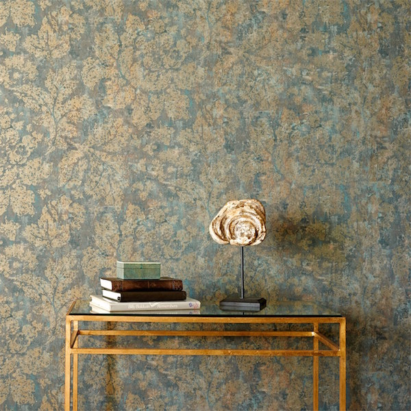 Fresco Secco, Constantina Damask collection, Zoffany – £77 per rollrn