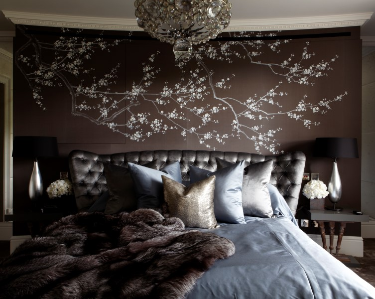 Chinoiserie Wallcovering