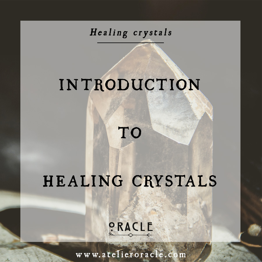 Introduction to healing crystals