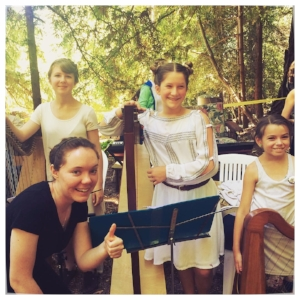 Music Camp in the California Redwoods!