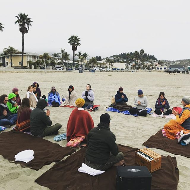 Morning Meditation at Avila Beach #morningmeditation #california #meditation #silence #truth