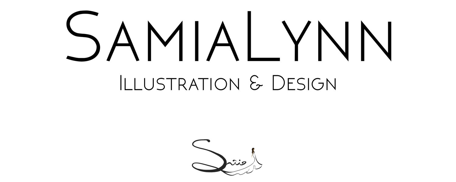 SamiaLynn Illustration & Design