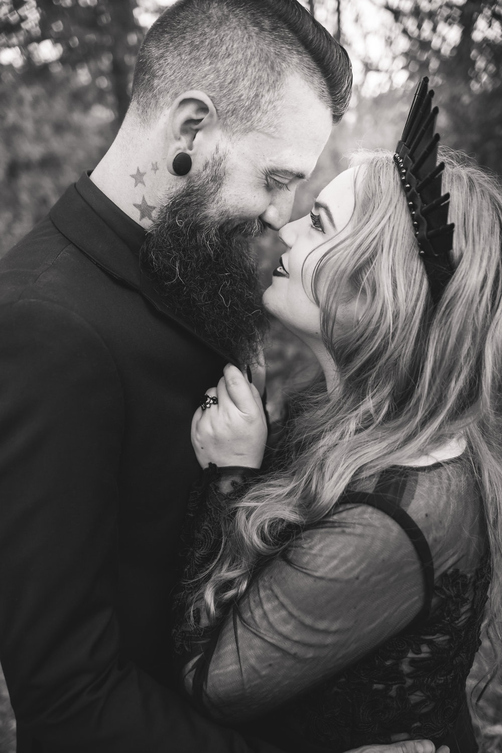 Nose to Nose (4x6) Dark Wedding Style 1 BW - COMPLETE.jpg