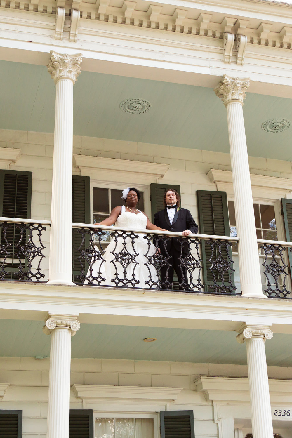See more of Rebeca and Brian's wedding at their hashtag #hantoineforever on Instagram.