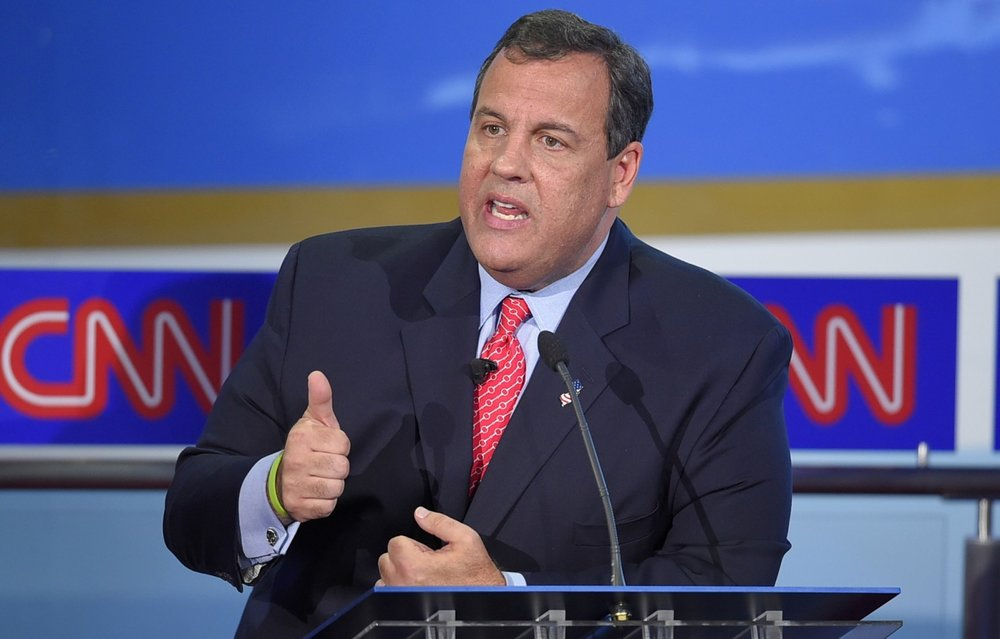 New Jersey Governor Chris Christie (2010 - 2018)