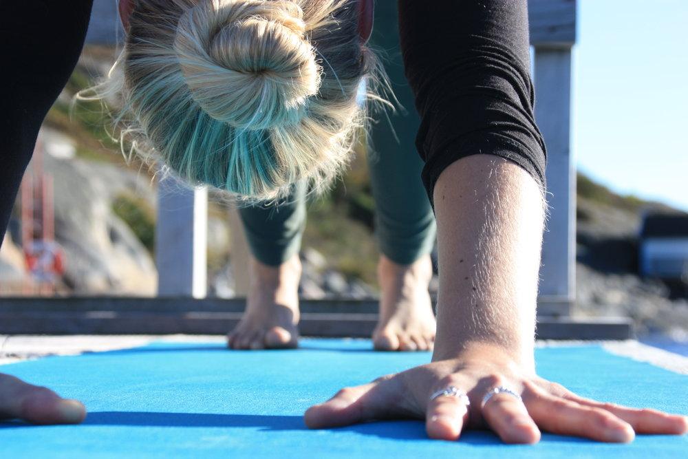 Yoga hemma hos dig
