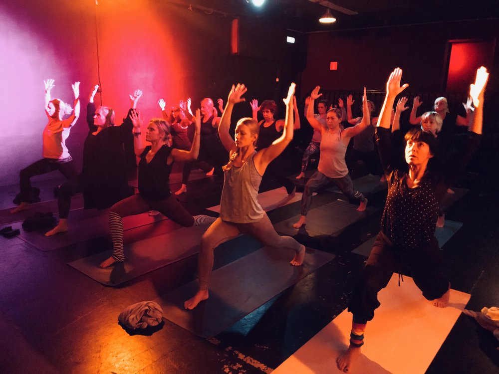 Embrace Yoga & Beat
