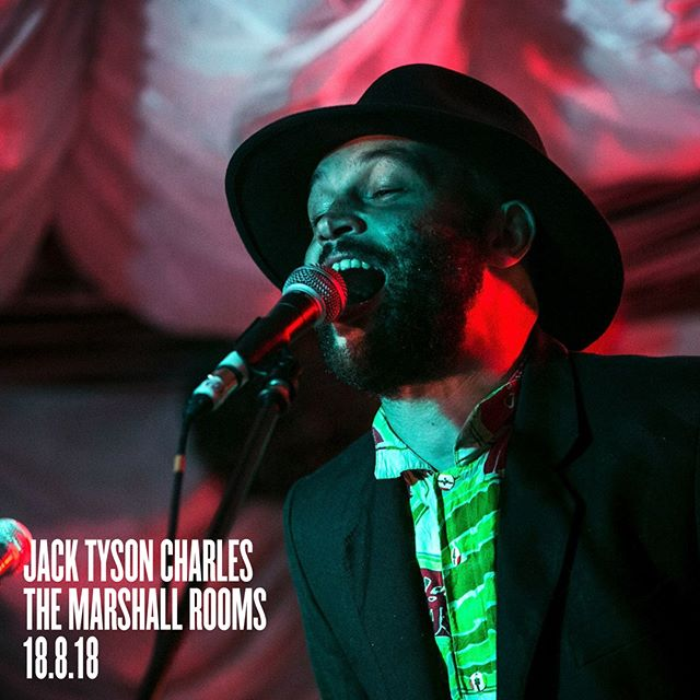 Very excited about this one, the great JACK TYSON CHARLES come to The Marshall Rooms for a very special gig.  #themarhsallrooms #jacktysoncharles #stroud #livemusic #nightlife