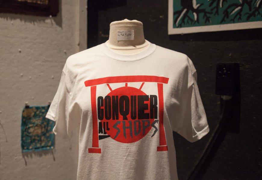Shirt by CIT Sid K.