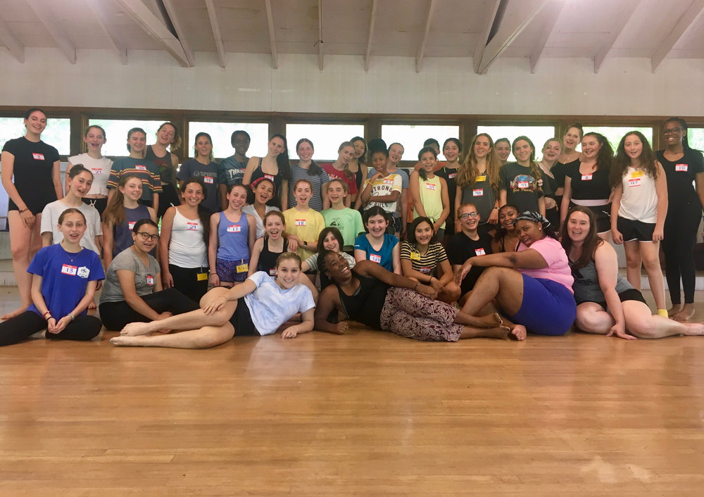 All of these dancers (and more!) have auditioned and been cast in our upcoming Dance Night 1. Stay tuned for follow-up images from rehearsals as we prepare for the big show!