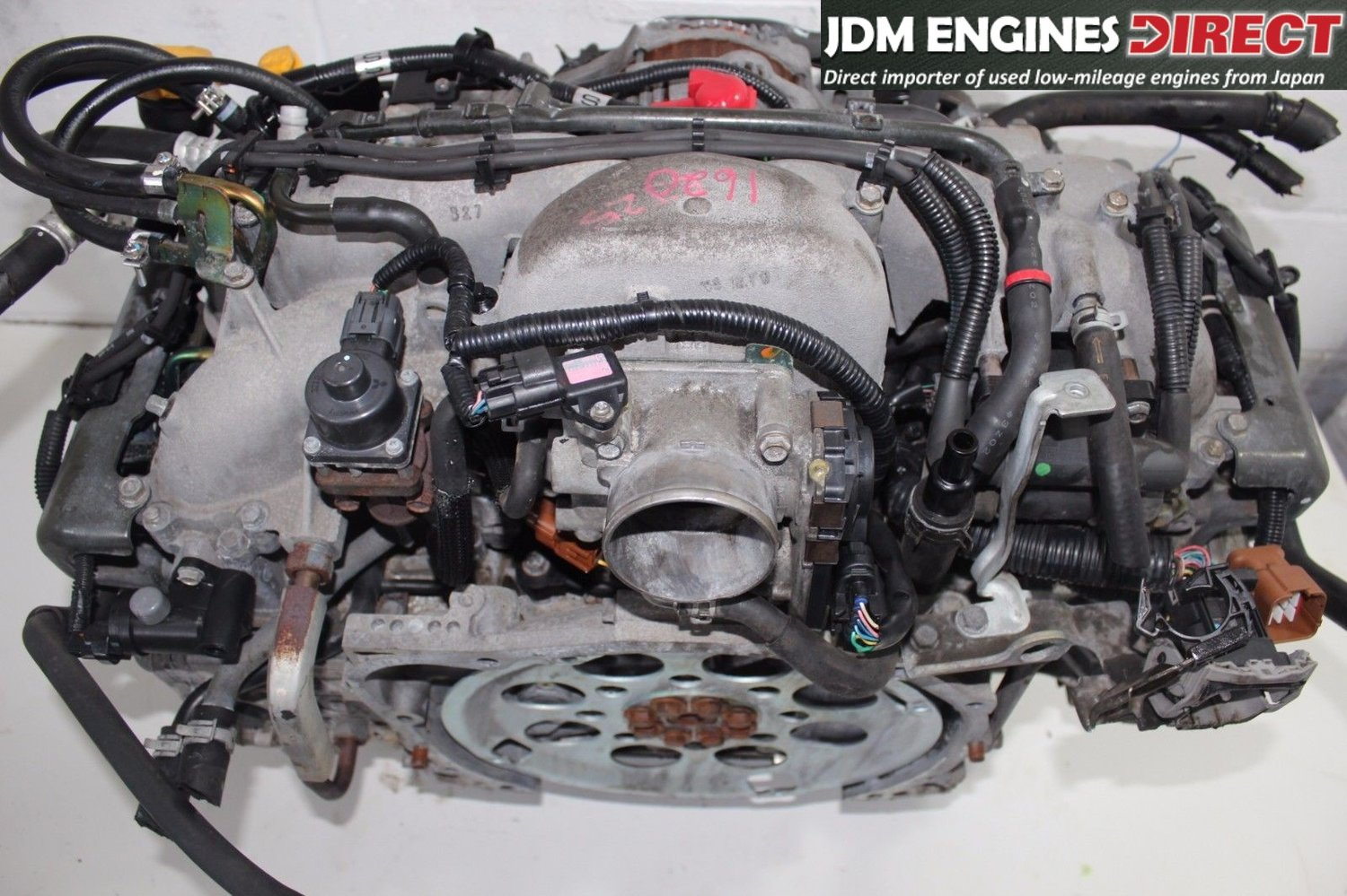 JDM Subaru Forester 00-03 2 0L Replacement Long Block Swap EJ20 EJ203 EJ253  — JDM ENGINES DIRECT!