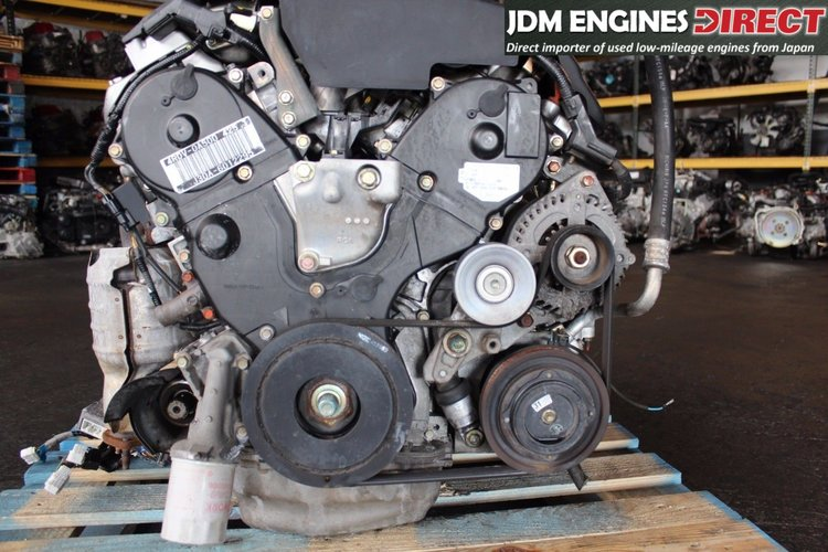 JDM Honda Accord 03 04 05 06 07 J30A Vtec Engine Only J30A4 J30A5 Auto Trans