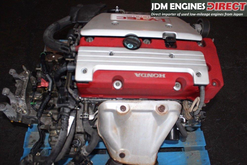 JDM Honda Civic EP3 K20A Type R I Vtec Engine NPR3 6SPD LSD Trans ECU K20  EP3