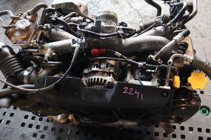 2002 subaru impreza outback engine