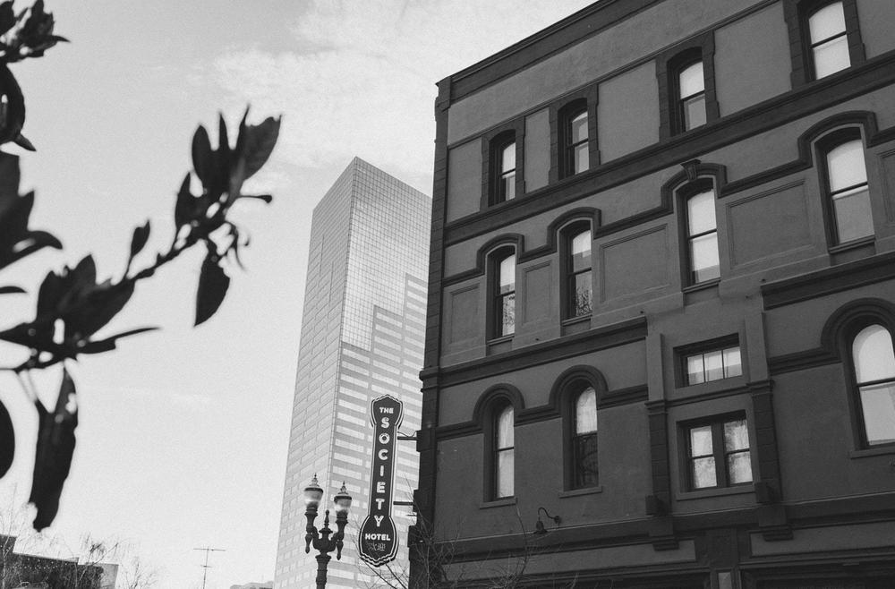 The SOCIETY HOTEL -