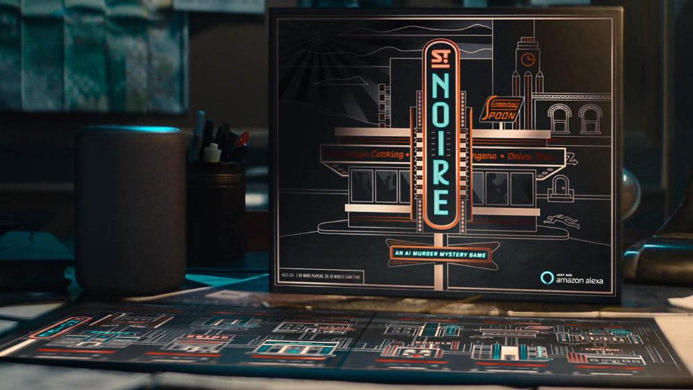 ALEXA BOARD GAME - St. Noire
