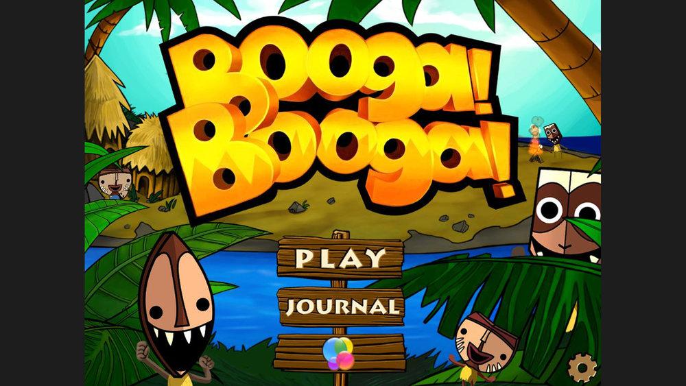 PC - Booga! Booga!