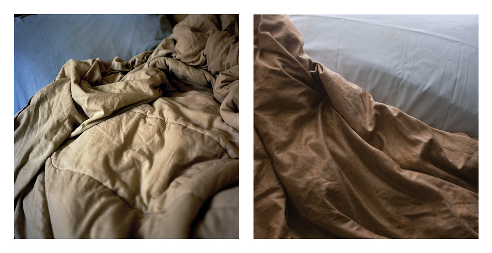 Blankets  from the series  Anti-Local
