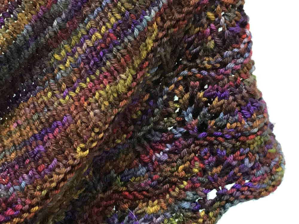 Knitted Edge