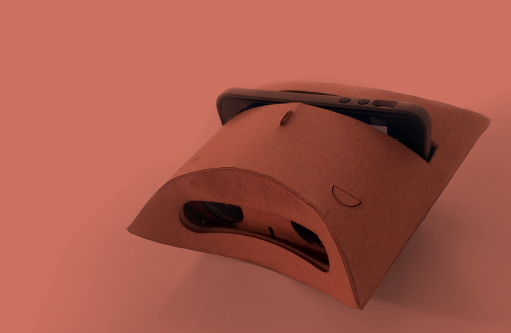 VR Headset - We made VR headsets orders of magnitude cheaper