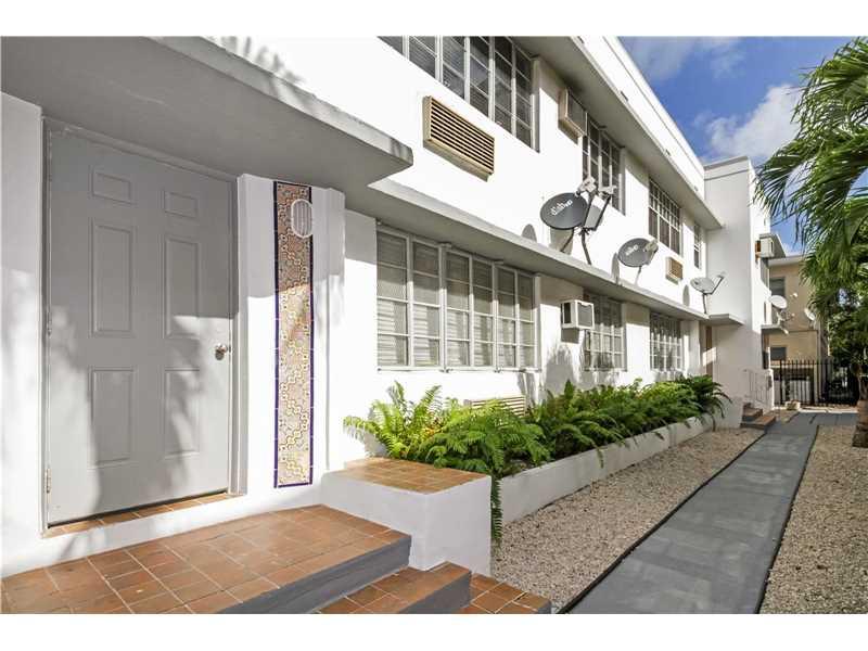 Miami Beach Multifamily