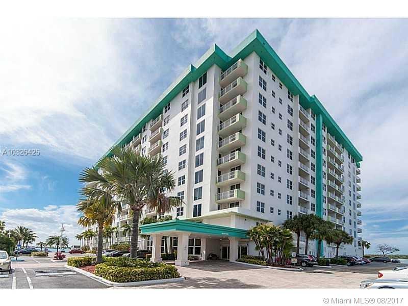 10350 W Bay Harbor Dr # 6L - MLS # A10326425