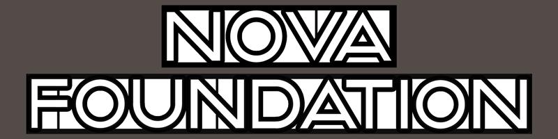 NovaFoundationStackedLogoBW.png