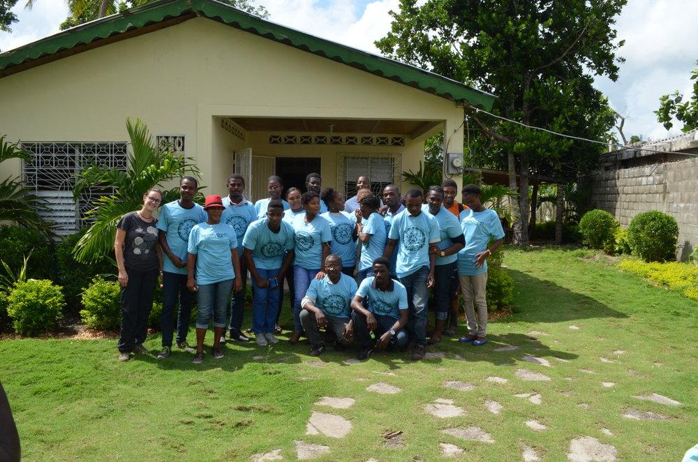 Jardin Botanique des Cayes, Haiti