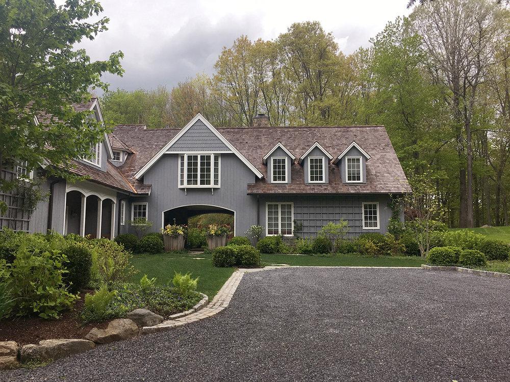 Saint-Amand Landscape Design LLC-front court1.jpg