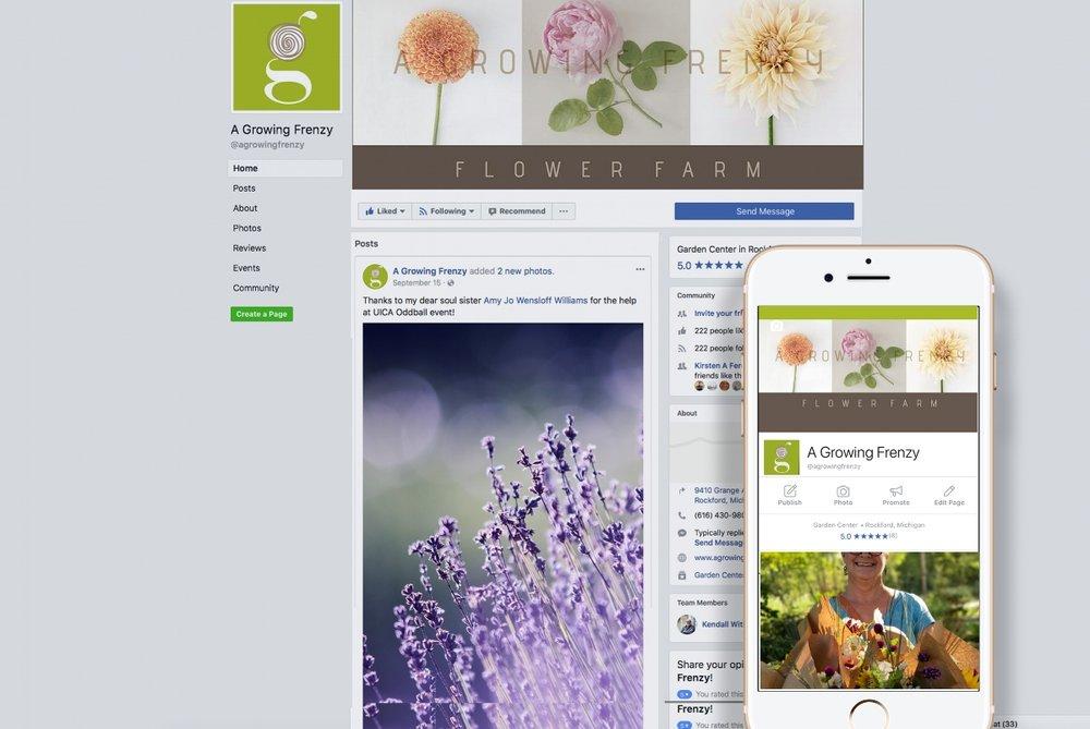 A Growing Frenzy Facebook BrandCoup Social Media