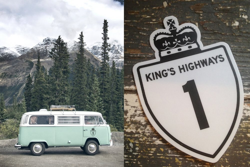 The King's Highways BrandCoup
