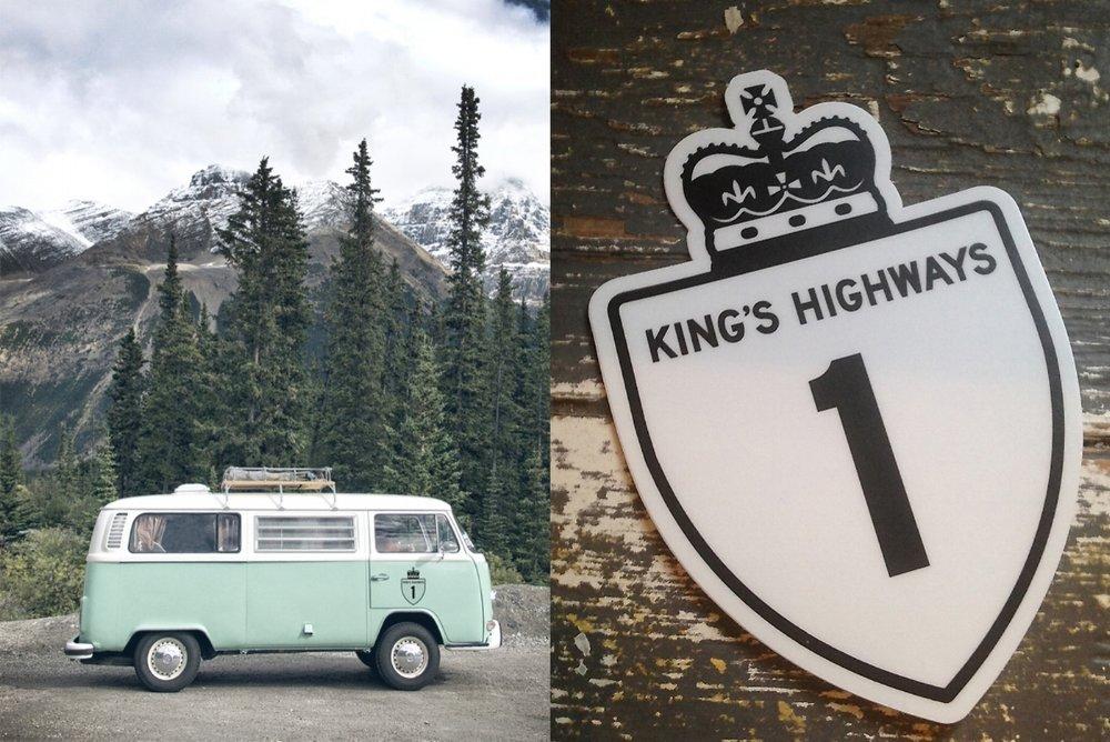The King's Highways BrandCoup