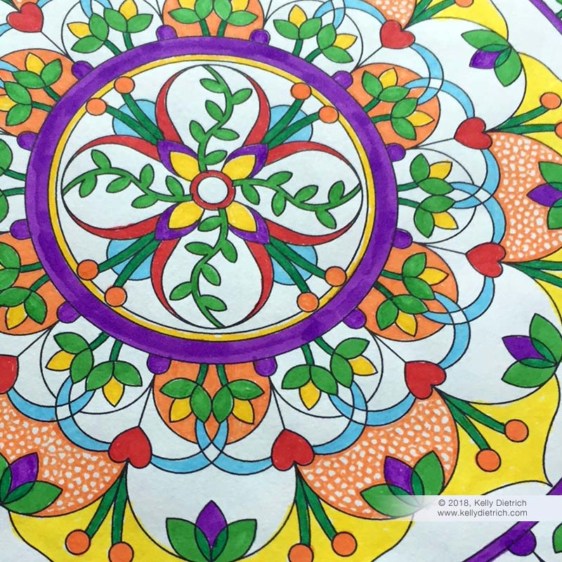 Coloring Mandalas, Volume 2