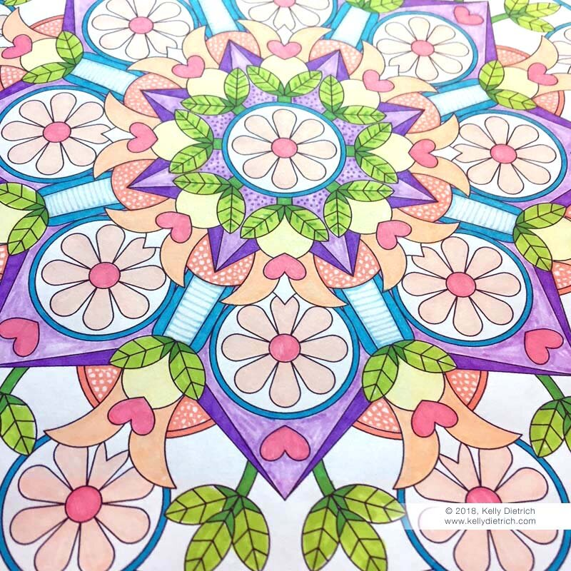 Coloring Mandalas Volume 2